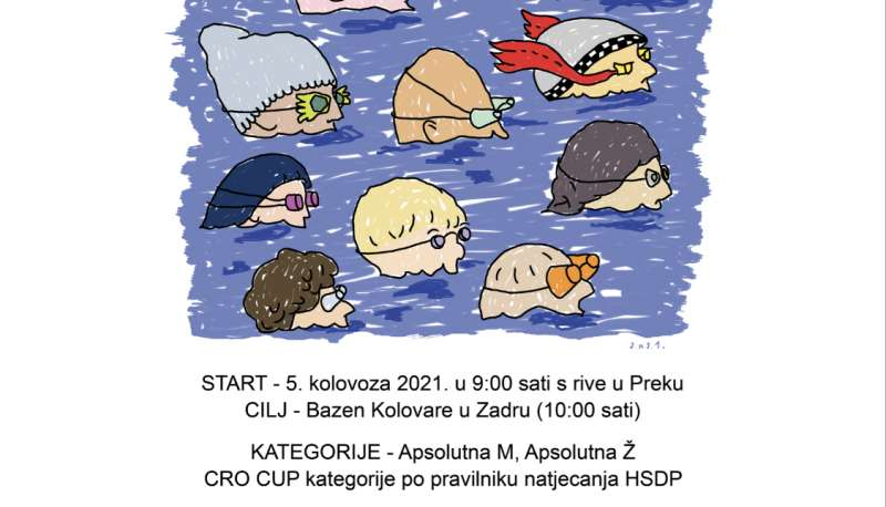49. maraton Preko - Zadar