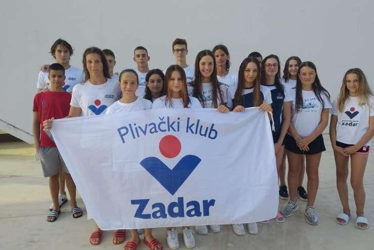 Na Regionalnom prvenstvu Hrvatske isplivano 16 odličja od čega 5 u seniorskoj konkurenciji