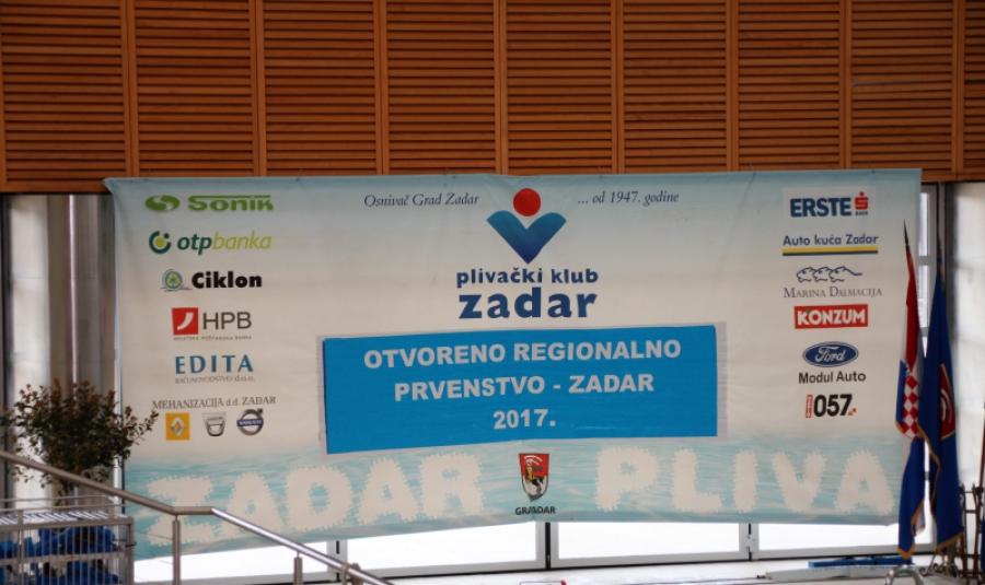 Otvoreno regionalno prvenstvo za osobe s invaliditetom - Zadar 2017.