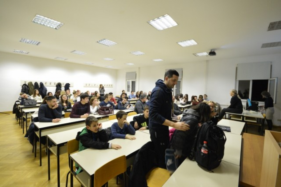Sveučilište u Zadru i P.K. Zadar, 27.01.2016.