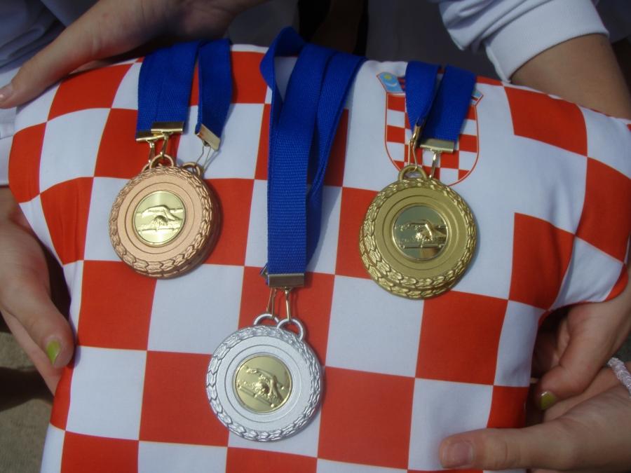 Županijsko prvenstvo - Ljeto 2011